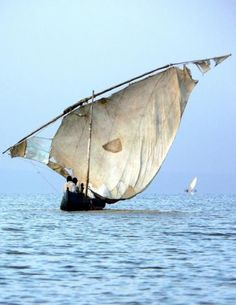 """This would probably be """"Dumb Plan"""" :) Sailboat on Lake Victoria by Morgan Abbott Tanzania, Kenya, African Great Lakes, East Africa, Tall Ships, Sailing Ships, Ponds, Surfing, Scenery"""