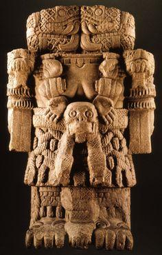 Aztec Goddess, Coatlicue. ૐPsyDreamsૐ