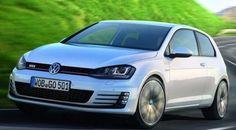 2014 Volkswagen Golf GTI revealed before 2013 Geneva | Rush Lane