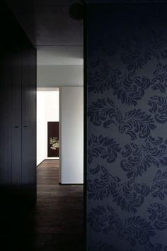 .Wallpaper + mooie kleur vloer