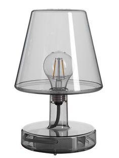 Lampe de table Transloetje / LED - Sans fil