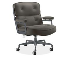 Office - Eames® Executive Work Chair Powder-Coat Finish by Herman Miller®
