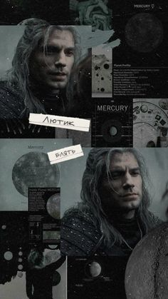 The Witcher Movie, The Witcher Geralt, Witcher Wallpaper, Mercury Planet, King Ragnar, Picture Mix, Dark Paradise, More Wallpaper, Fanart