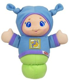 Hasbro - Playskool Lullaby Gloworms - Boys
