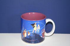 Disney's Pocahontas Cartoon Movie Coffee Cup / Mug - Disney Store