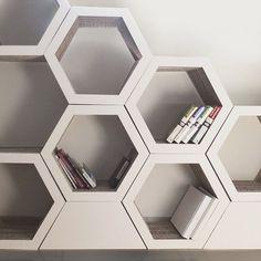 Hexagono-landia da click para más inspiración! / click for more inspiration!