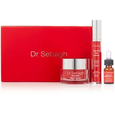 Dr Sebagh Night Ritual Box (44125 RSD) ❤ liked on Polyvore featuring beauty products, skincare, eye care, colorless, dr. sebagh, dr sebagh skin care and dark circle eye treatment