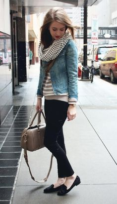 Jean Jacket Outfits For Girls