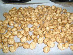 Roast Macadamia Nuts