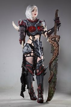 Warrior (Guild Wars 2) by darkestcountryroad.deviantart.com on @DeviantArt
