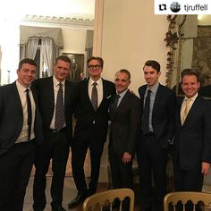 ☆ COLIN FIRTH ADDICTED ☆ *** NEW PICS  Colin Firth at the charity gala in favour of the victims of the earthquakes in Central Italy - 6 December 2016 (@tjruffell-Instagram)  #ColinFirth