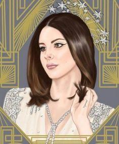 Lana Del Rey #art