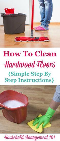 Simple step by step