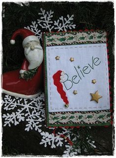 Believe - Moments  Think Christmas - Blog Hop ! My Day is here !