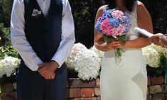 Brides And Bridesmaids, Real Weddings, Bouquet, Beautiful, Jewelry, Fashion, Moda, Jewlery, Jewerly