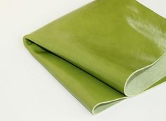 Green   Genuine Leather 12x12 by JLLeatherSupplies on Etsy, $7.80