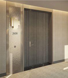 condominium interior design corridor - Google Search