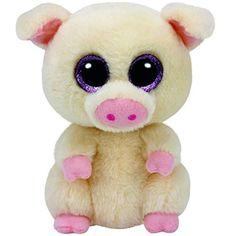 Ty Inc. Beanie Boos - Piggley Pig - Regular