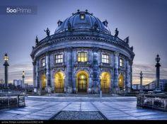 Boden Museum (Berlin) - stock photo Beautiful Buildings, Beautiful Landscapes, Beautiful Places, Bode Museum, Places To Travel, Places To See, Places Around The World, Around The Worlds, Berlin Photos