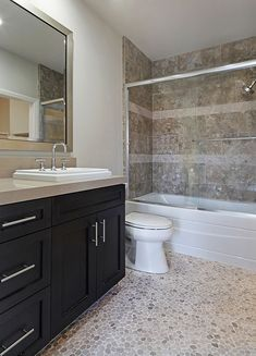 Turn Your Regular Bathroom Into A Masterpiece With Dela Tileu0027s Enormous  Selection Of Natural Stone Or