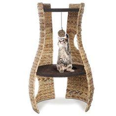 Vesper Cat Furniture & Parts - Rich Innovations, Inc. Vesper Cat Furniture, Pet Dogs, Dog Cat, Cat Activity, Cat Condo, Cat Accessories, Cat Supplies, My New Room, Cute Cats