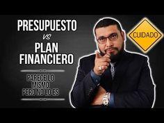 DIFERENCIA ENTRE PRESUPUESTO Y PLAN FINANCIERO - YouTube
