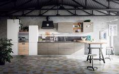 Gusto contemporaneo e atmosfere metropolitane: ecco i trend più attuali per le cucine di oggi! http://www.arredamento.it/cucine-contemporanee-lo-urban-style-di-gicinque.asp  #cucine #stile #contemporaneo Gicinque Cucine