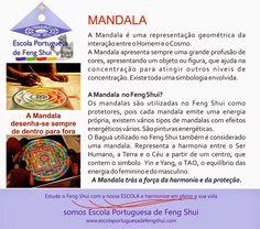 Escola Portuguesa de Feng Shui: MANDALA