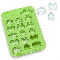 Forma de gelo Space Invaders.