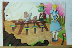 My Drawings, Painting, Art, Art Background, Painting Art, Kunst, Paintings, Performing Arts, Painted Canvas