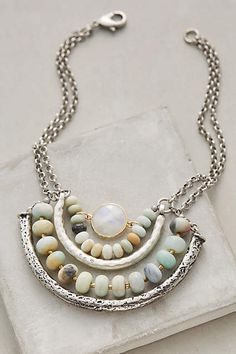 Mystic Moon Necklace - anthropologie.com