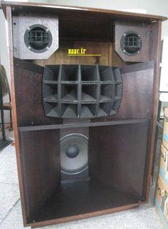 RARE PIONEER PROTOTYPE HORN SPEAKER