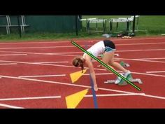 Faster starts for sprinters (Stepping out of blocks vs Pushing out of blocks) via CompleteTrackandField.com