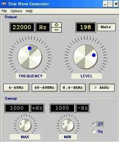 Convierte tu ordenador en un laboratorio de electrónica Sine Wave, Audio Sound, Circuit Diagram, Electronics Projects, Electronics Components, Arduino Projects, Electrical Engineering, Physics, Software