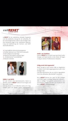 CellRESET Flyer
