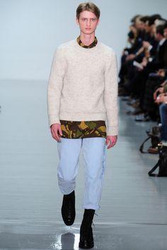Lou Dalton | Fall 2014 Menswear Collection | Style.com
