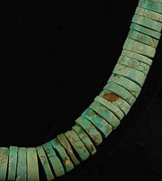 cerrillos turquoise | Cerrillos Turquoise Necklace