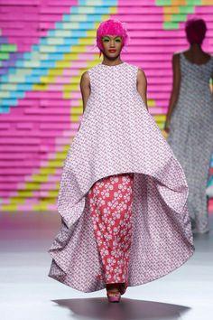 AGATHA RUIZ DE LA PRADA Ready-to-wear Spring Summer 2015 Madrid - CATWALK PHOTO