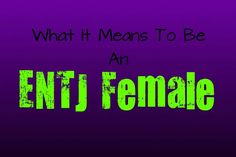 Written ByKirsten Moodie What It Means to Be an ENTJ Female ENTJs are seen as natural leaders, with charismatic and likable personalities. They are not the most common of types, often seen as the bosses in many situations. While ENTJs are uncommon, ENTJ females are even rarer. Here are a few things that you should …