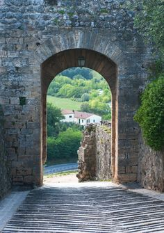 For a day trip outside Florence, visit Tuscany's Monteriggioni. A walled town located on a natural hillock, it's the perfect place to get lost in the magic of medieval romance.