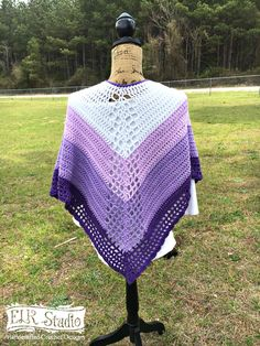 We're moving right along with our Southern Trails Shawl CAL. Now to get started working on Week 3 of the project! Get the hooks out and have fun this week!