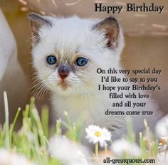 Happy Birthday, Layni .. On this very special day I'd like to say to you I hope your Birthday's filled with love and all your dreams come true – Happy Birthday Wishes – Auntie Loree