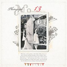 """50 years in 50 photos album, using """"Life in Pictures"""" templates, Lynn Grieveson, Designer Digitals"""