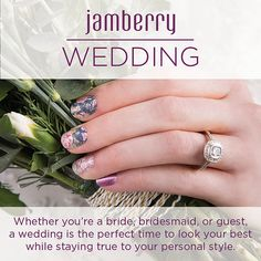 Wedding2016_SMSquares_VintageOnHands   by Jamberry Home Office