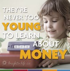 Give the gift of financial literacy - 4 tips!