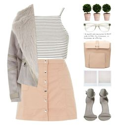 """Lori"" by chelseapetrillo ❤ liked on Polyvore featuring Innocence, Topshop, River Island and Whistles"
