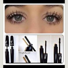 3D Fiber Lashes!!! AMAZING mascara that gives the look of eyelash extensions! Get them Here: www.prettyeyesmascara.com