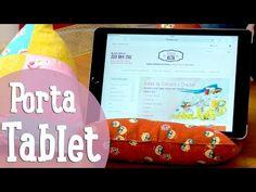 Porta Tablet - Costura Comigo - YouTube