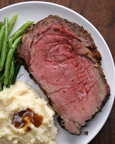Spice up your holiday with this prime rib dish.
