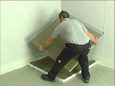 How to instal a Valsir Floor Level Shower System  Come installare un sistema doccia a filo pavimento